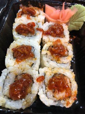 Wok Express: Sushi platter