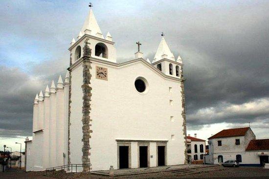 Igreja Matriz de Nossa Senhora da Assuncao de Vila Nova da Baronia