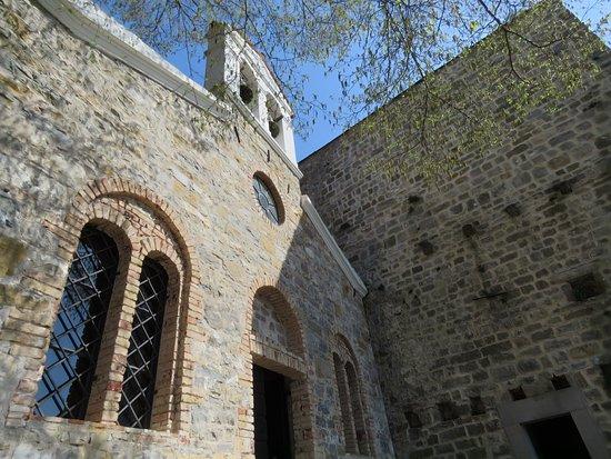 Attimis, إيطاليا: Castello di Partistagno