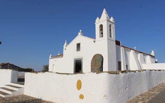 Castro Verde, Portugal: Igreja de Santa Bárbara de Padrões