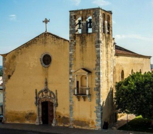 Igreja matriz de Sao Joao Baptista de Moura