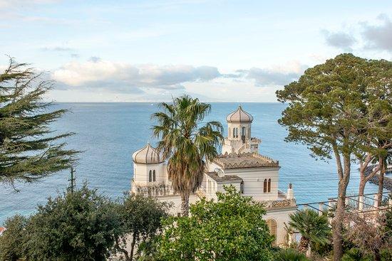 Luxury Villa Excelsior Parco: Amazing room view.