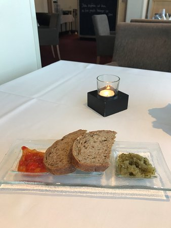Barleben, Germany: Appetizer