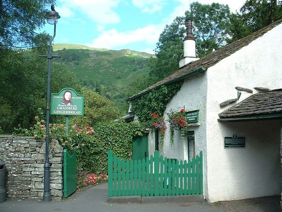 ‪The Grasmere Gingerbread Shop‬