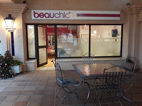 San Pedro de Alcantara, Spain: centro de belleza / beauty center
