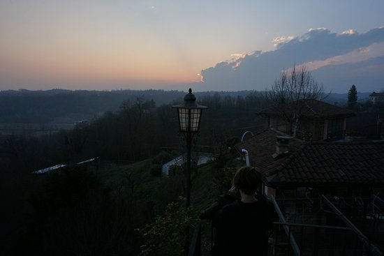 Cortazzone, Italy: La vista dalla nostra camera !!