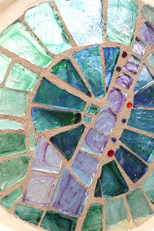 Kitengela Glass Artwork
