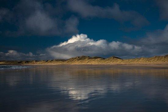 Crossapol, Isle of Coll.