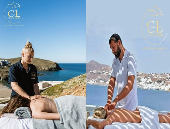 Cl Mykonos Spa