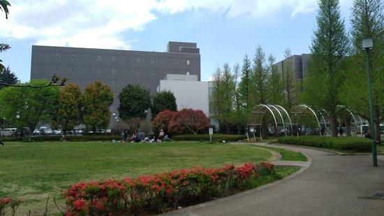 Suzukake Park