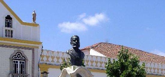 Monumento Comendador Infante Passanha