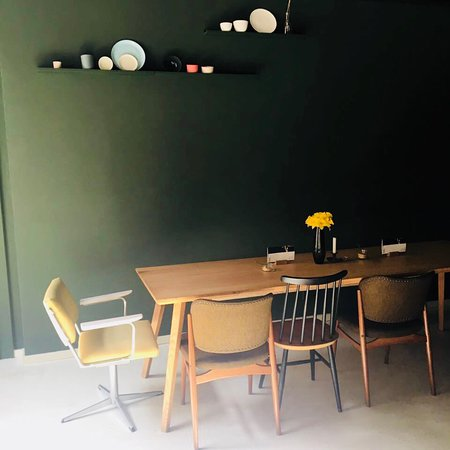 Taucha b Leipzig, ألمانيا: Super süßes Café mit exzellentem Kaffee im Waldstraßenviertel!