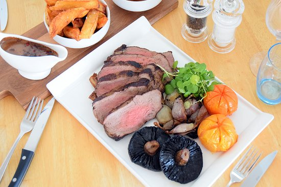 The Garrack Hotel: Friday nights are Steak nights both at our Restaurant and Quarterdeck Terrace & Amazing Views