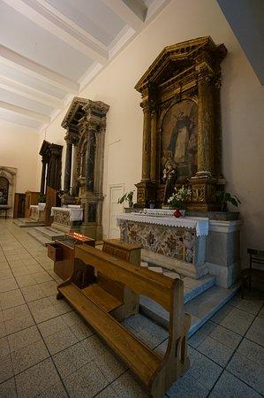 St Dominic Church: ข้างในสวย สงบค่ะ
