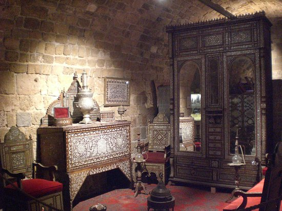 Ethnographic Museum Treasures in the Walls