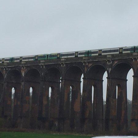 Haywards Heath, UK: Ouse Valley Viaduct