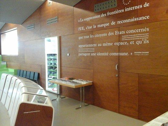 Europäisches Museum Schengen: Info über Zolluniformen In Der Eu.