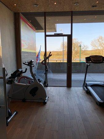 Stadtbredimus, لكسمبورج: salle de fitness
