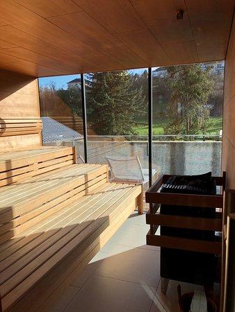 Stadtbredimus, Lussemburgo: Sauna