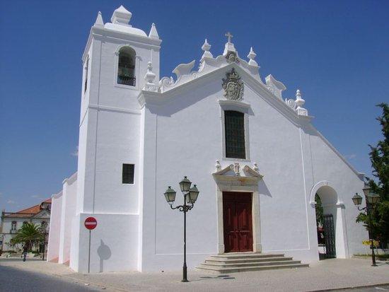 Castro Verde, البرتغال: Igreja de Nossa Senhora dos Remédios (Castro Verde)