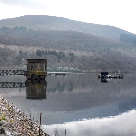 Brecon, UK: Talybont Reservoir