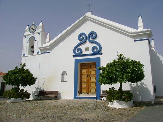 Igreja Matriz de Sao Marcos da Ataboeira