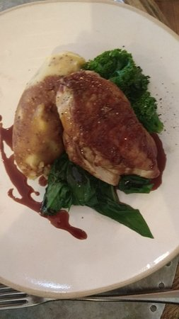 The Beaumont Hexham, Restaurant Picture