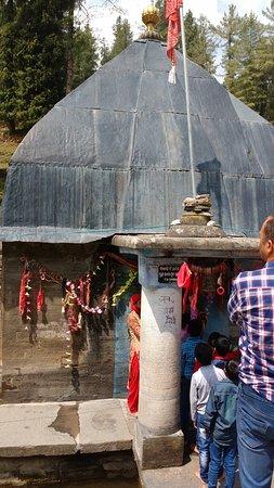 Kharapathar, الهند: Giriganga Durga mandir