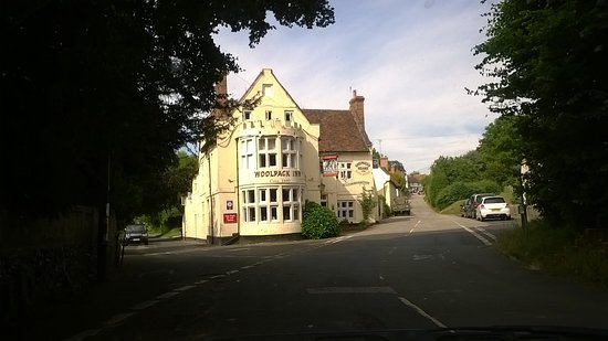 The Woolpack Inn, Chilham.