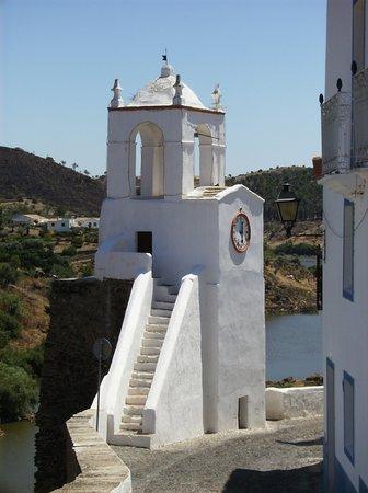 Mertola, Portugal: Torre Couraça (Mértola)