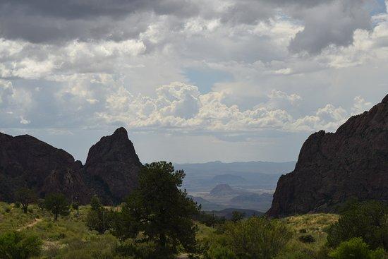 Big Bend National Park: The Window, Chisos Basin