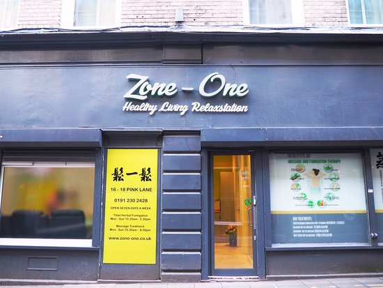 Zone One Healthy Living Relaxstation