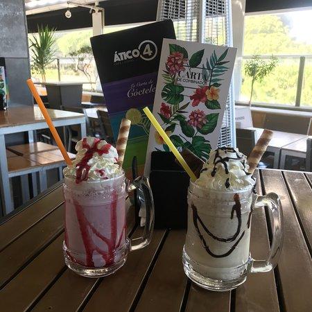 Atico 4 Cafe y Copas