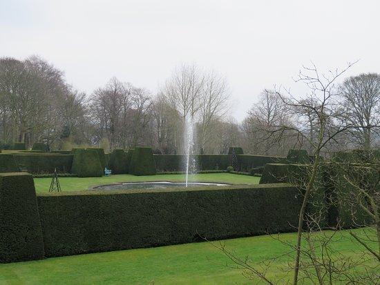 Renishaw, UK: In the gardens