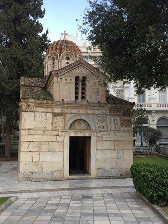 Church of Theotokos Gorgoepikoos and Ayios Eleytherios