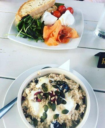 Dockyard No. 8: Healthy breakfast