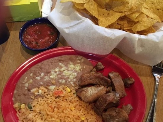 Rochester, IN: Carnitas lunch