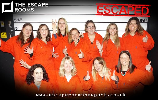 The Escape Rooms