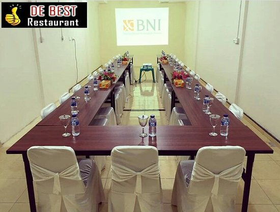 Natuna Island, Indonesia: Meeting Room Setting for 50 pax