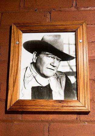 El Rancho Hotel & Motel: John Wayne