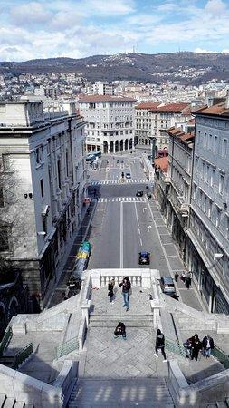Scala dei Giganti di Trieste