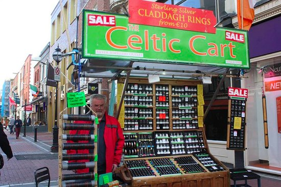 The Celtic Cart