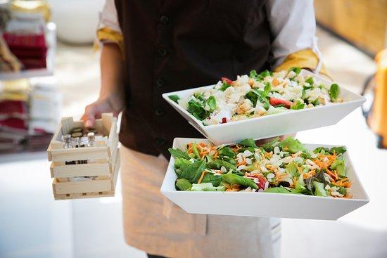 EG Emporio del Grano: Le nostre insalate