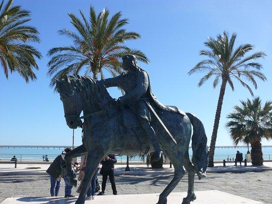 Statua di Re Manfredi