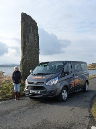 Lizzie's Orkney Tours