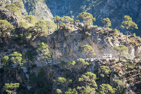 Life Adventure: Jeep Tours & Activities in Nerja