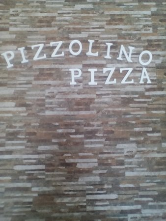 Pizzolino pizza