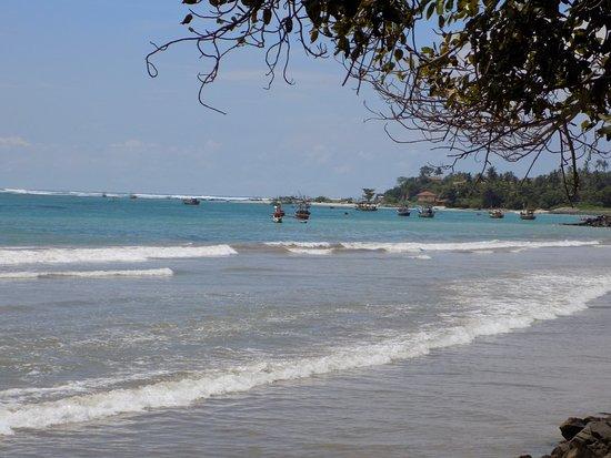 Wadduwa, Sri Lanka: Mirissa Beach