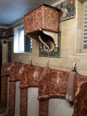 Gents Grade 1 Listed Toilets 119 Years Old Picture Of