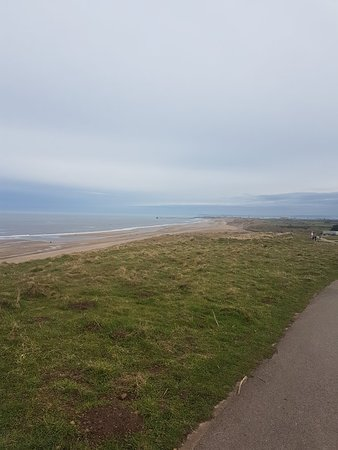 Crimdon Dene Beach